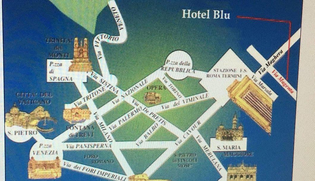 Soggiorno Blu Rom im Herzen von Aurelio, Italien